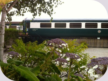 The Derwent Flyer at Skipwith Station Self Catering Holiday Lets