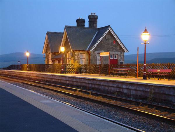 Dent Station Railway Station Cottages