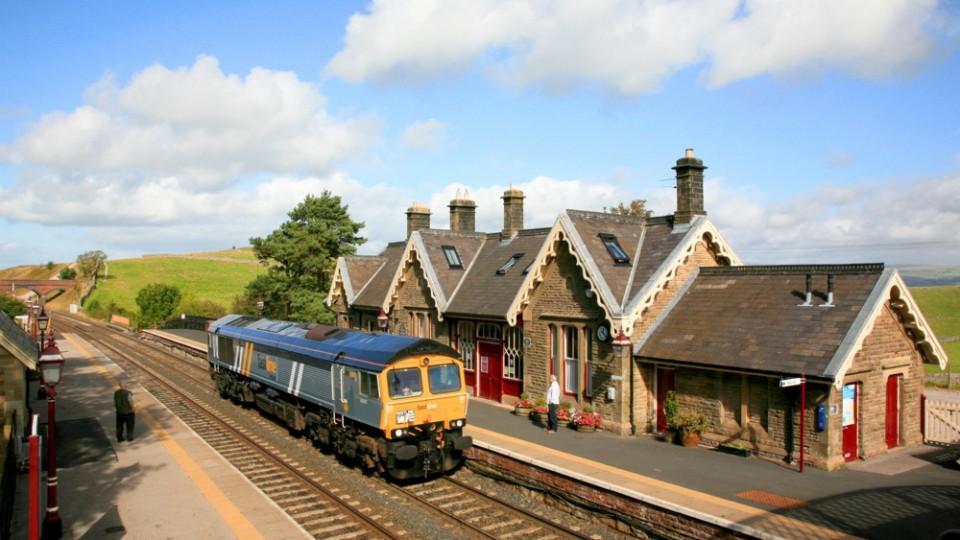 Platform Cottage – Kirkby Stephen Station (5)