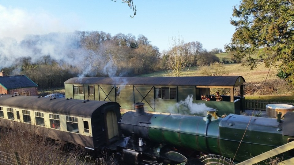Railway Carriage 1