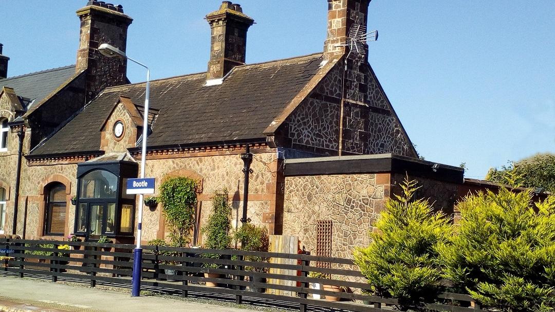 For Sale Station Cottage Bootle Station Cumbria La19 5xb