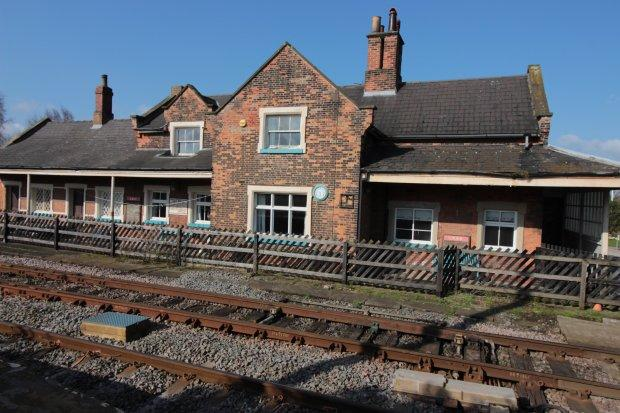 Railway properties for sale railway station cottages for Railroad stations for sale
