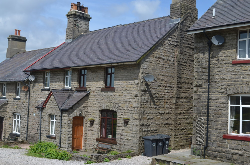 4 Railway Cottages Garsdale Head Railway Station Cottages