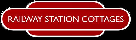 Railway Station Cottages Logo